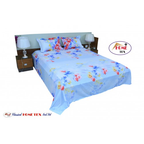 CH All Over Bed Sheet   1684 0901