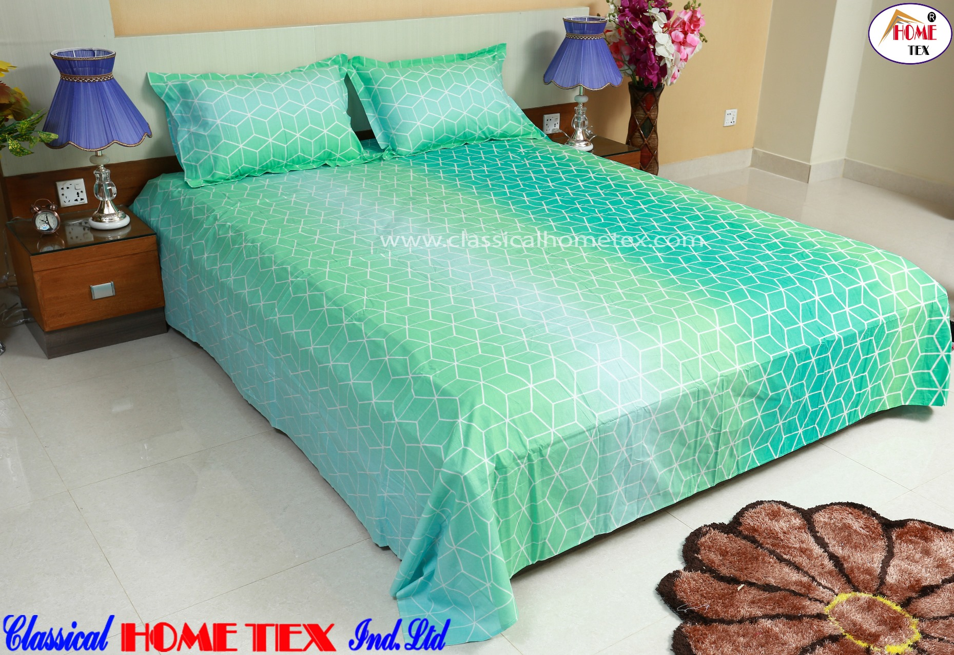 J1 Double Bed Sheet 1001   213