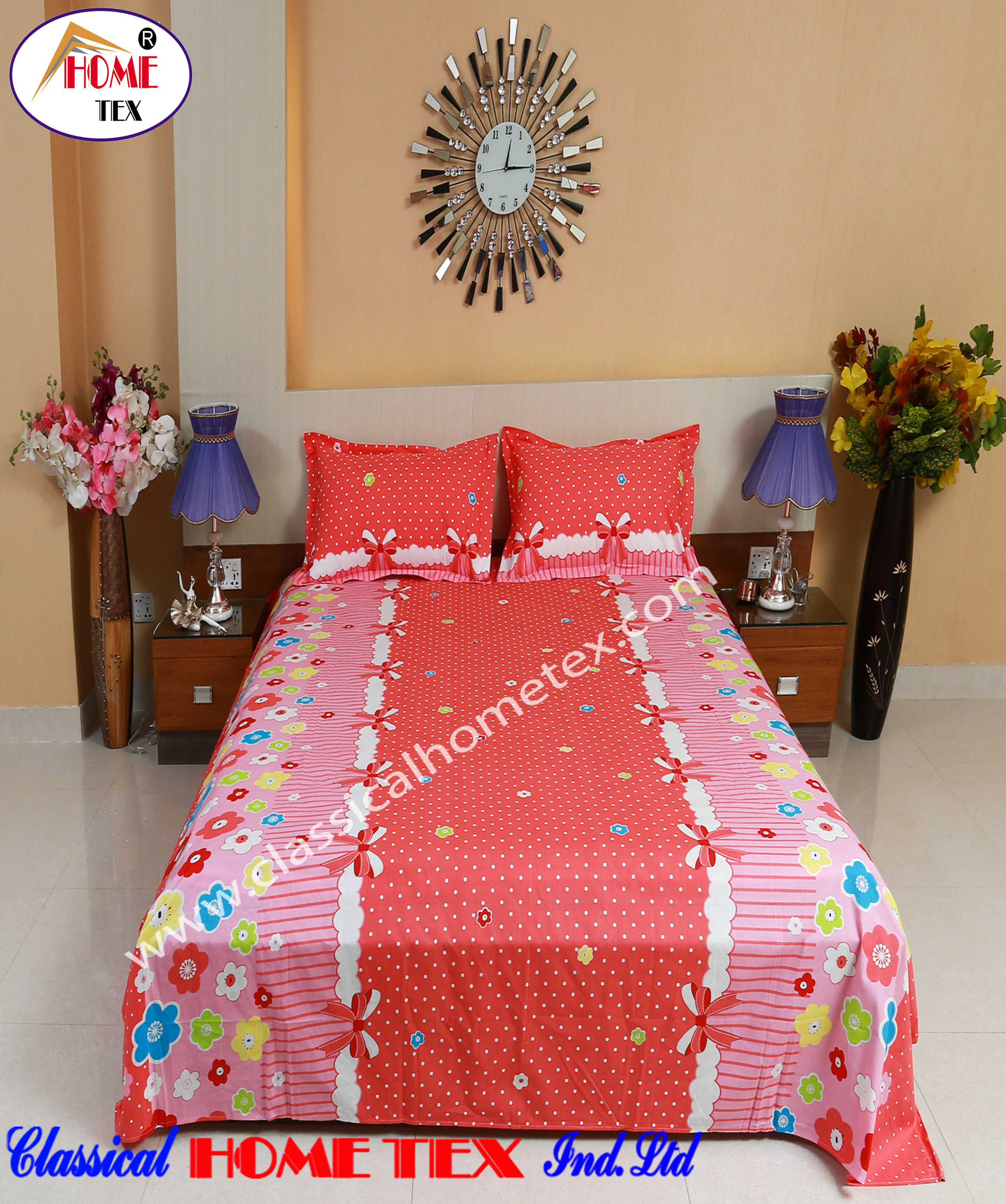 ... J1 Double Bed Sheet 1001   218