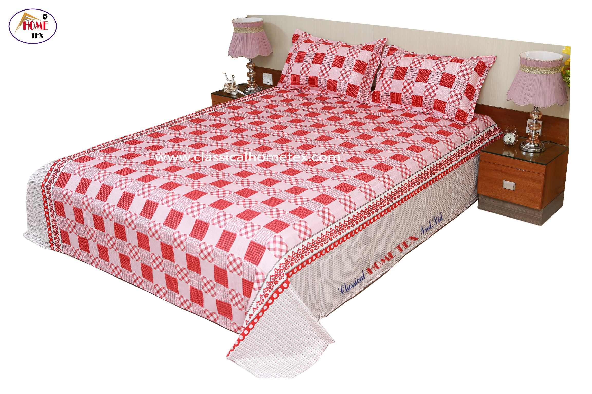 Perfect J1 Double Bed Sheet 1001   230